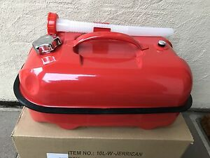 10 litre Jerrican (petrol can) brand new never used. $30 St Marys Penrith Area Preview