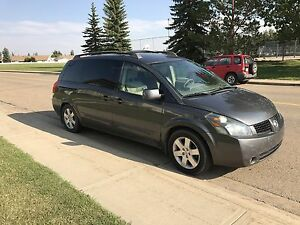 Nissan quest  2004 please call403-872-7777