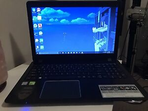 acer aspire f15 laptop + bag Hamlyn Terrace Wyong Area Preview