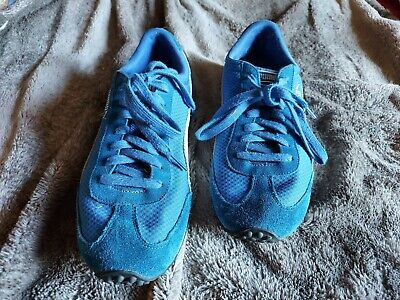 PUMA WHIRLWIND TRAINERS, SIZE 9, EXCELLENT CONDITION.