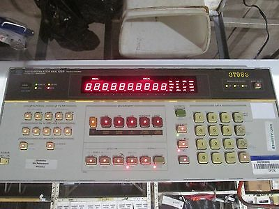 Hp 8901b 150khz-1300mhz Modulation Analyzer