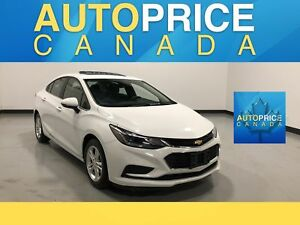 2017 Chevrolet Cruze LT Auto BACK UP CAM|MOONROOF|HEATED SEATS
