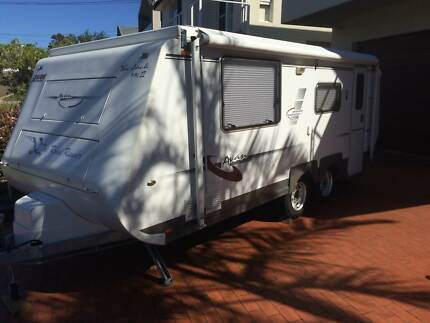 "A'van ""The Jack"" Mk II, Immaculate extensively customised unit. Cronulla Sutherland Area Preview"