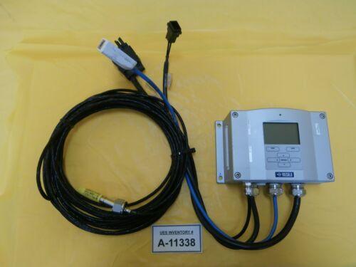 Vaisala DMT347 Dewpoint & Temperature Transmitter Nikon 4S066-914 Working Spare
