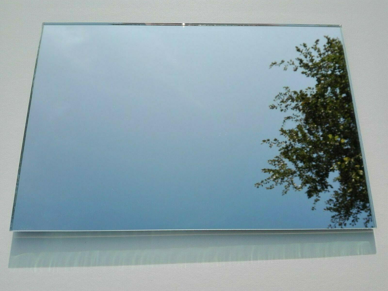 Kristallspiegel nach Maß Wandspiegel Wunschmaß 3 + 4 mm individueller Zuschnitt