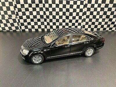 Kamo Shanghai GM Buick Park Avenue Sedan (Dealer Edition) - Black - 1:18 Boxed