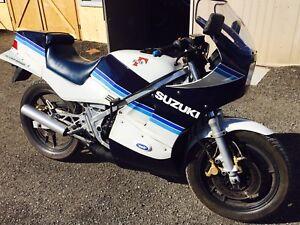 1983 Suzuki RG250 collectors edition $4999