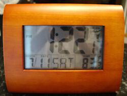 Skyscan Atomic Clock New In Box