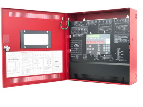 SIMPLEX 4006-9101 STANDARD FIRE ALARM CONTROL PANEL
