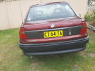 1997 holden astra Killarney Vale Wyong Area image 2