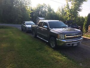2013 Silverado crew 4x4 take over payments?