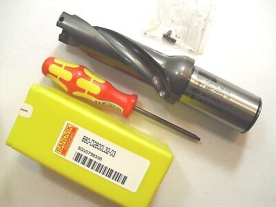 Sandvik Coromant Drill 880 D2800l32-03