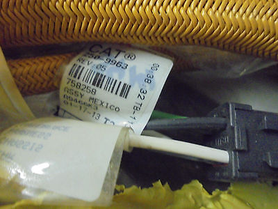 Caterpillar Cat 250-9963 Sensor Chassis Harness Heavy Equipment Part B487650