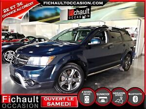 Dodge Journey Crossroad AWD***7 PASSAGERS***