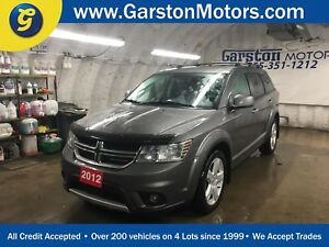 2012 Dodge Journey R/T*AWD*LEATHER*REMOTE START*HEATED FRONT SEA