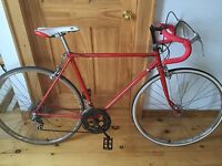 Old bike 10 speed 140$ negociable
