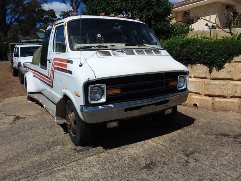 1977 Dodge Transvan Duelly | Cars, Vans & Utes | Gumtree