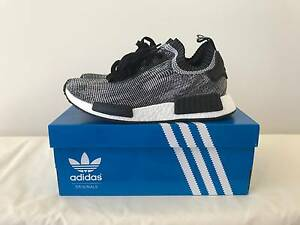 ADIDAS NMD R1 GLITCH CAMO GREY OREO PK DS SIZE US8 Melbourne CBD Melbourne City Preview