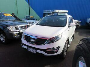2013 Kia Sportage PLATINUM (AWD) AUTO LOW KLMS SUV Westcourt Cairns City Preview