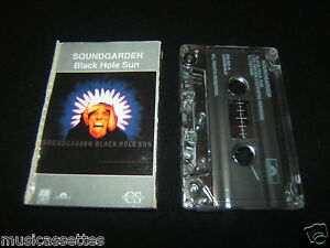 SOUNDGARDEN-BLACK-HOLE-SUN-PART-2-AUSTRALIAN-CASSINGLE-CASSETTE-TAPE