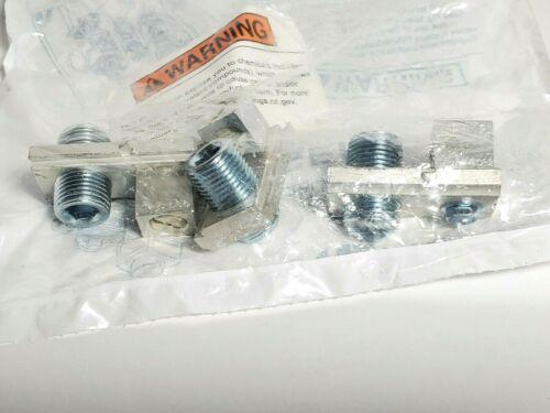 MILBANK K4977INT- K4977-EXT,LOAD TAB CONNECTORS 100A - 3PCS IN A BAG
