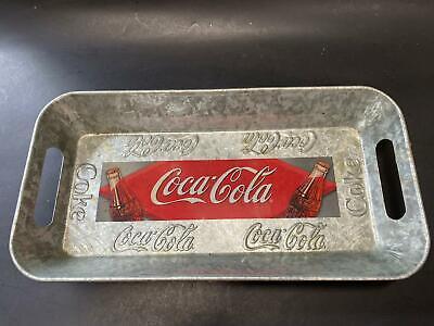 Vintage, Coca-Cola Metal Tray Kitchen, Home decor