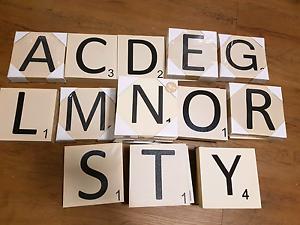 Scrabble Canvases Halls Head Mandurah Area Preview