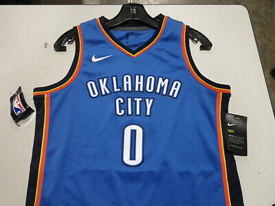 76f7a1e86ac Nike Youth Dry Fit Russell Westbrook OKC 0 Size Medium Jersey New With  Tags!  . 35.99. Buy It Now. Free Shipping