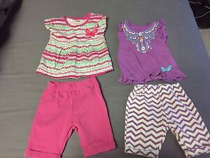 2T summer outfits