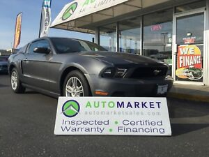 2010 Ford Mustang MANUAL, C/S LOOK, INSPECTED, WARRANTY