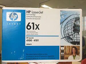 New Genuine HP LaserJet******4101 Printer Cartridge Lane Cove Lane Cove Area Preview