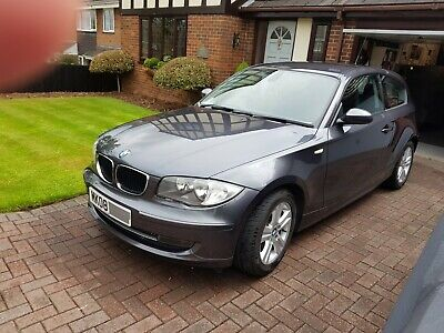 2008 BMW 1 Series 118i 3 door