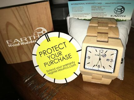 Earth wood watch Burton Salisbury Area Preview