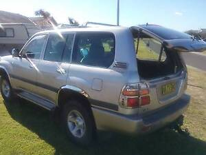 2000 Toyota LandCruiser Wagon Worrigee Nowra-Bomaderry Preview