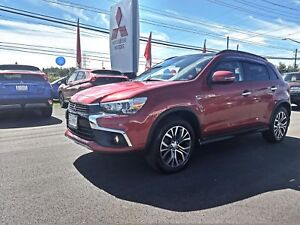 2016 Mitsubishi RVR GT - loaded for $212 biweekly all in!