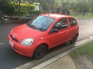 2001 Toyota Echo Hatchback Calamvale Brisbane South West Preview