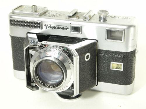 Voigtlander Vitessa 35mm Rangefinder Camera