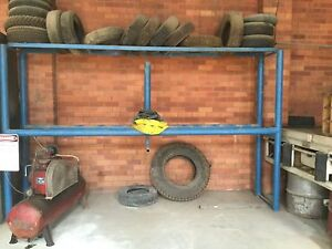 Truck Tyre Rack Large Wangaratta Wangaratta Area Preview