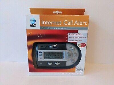 ATT 438 Internet Call Alert w/ Caller I.D. - New Factory Sealed - Free Shipping