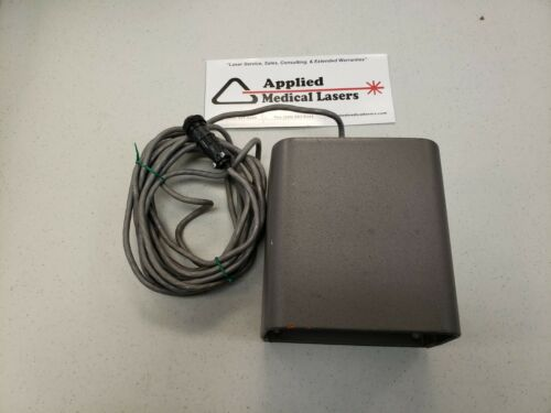 Lumenis Coherent Ultrapulse 5000C LASER Foot Switch Foot Pedal Used footswitch
