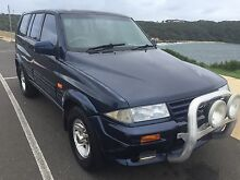 MERCEDES 4x4-6M Rego-Low Km-auto-bed+camping gear Sydney City Inner Sydney Preview