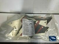 Genuine Pure Polaris RZR XP 1000 Aluminum Door Graphics White Lightning pt# 2880498