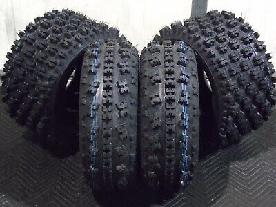 (Honda TRX 300EX 400EX 400X 450R  21x7-10 & 20x10-9 ATV TIRE SET (All 4 Tires) )