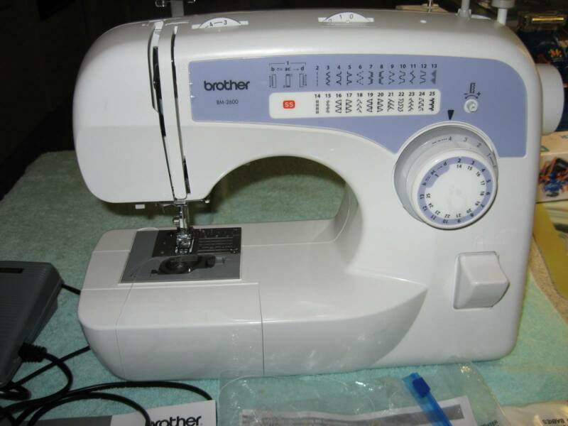 Brother BM40 Sewing Machine Sewing Machines Gumtree Australia Gorgeous Brother Bm 2600 Sewing Machine Price