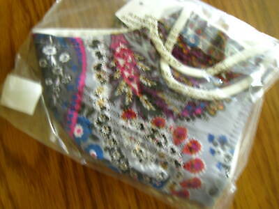 VERA BRADLEY COTTON FACE MASK HERITAGE PAISLEY (Non Medical) NWT