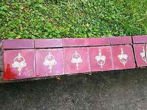Antique tiles Lilyfield Leichhardt Area Preview