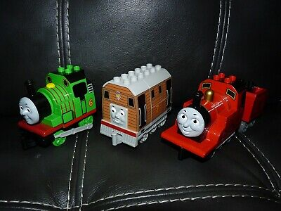 LEGO Duplo Thomas & Friends PERCY TOBY & JAMES Trains