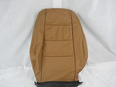 AUDI A6 S6 FRONT SEAT BACKREST COVER FACTORY OEM 4F0881405L 1KV  2005-2008