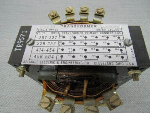 Reliance Electric 65248-1S Transformer
