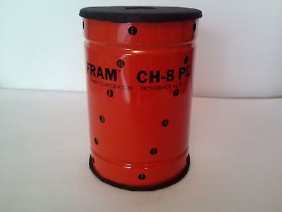 Ch-8pl Allis-chalmbers Case Clark Cummins Dodge Truck Joy Fuel Lube Filter